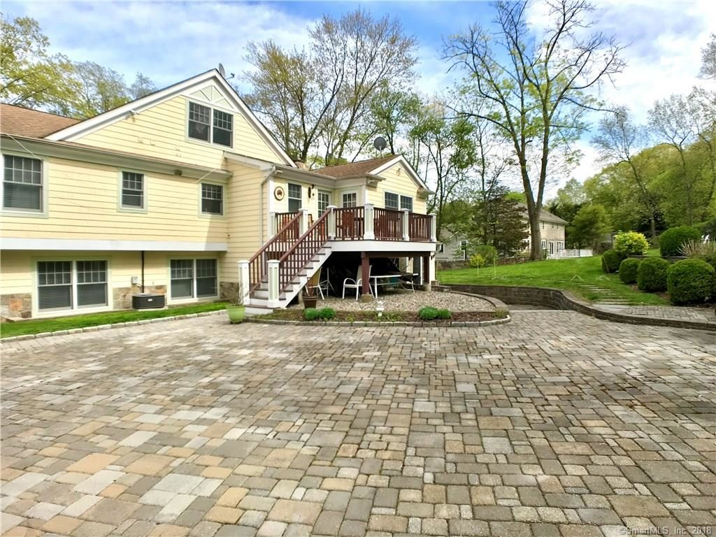 Patio for entertainment 2 Duck Pond Road Norwalk CT 06855-2023