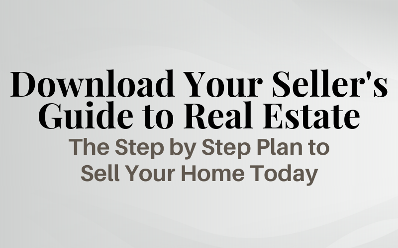 """If you are like most homeowners, you have questions about where the economy is headed right now. I understand! Navigating through change can feel daunting, that's why I've done the """"heavy lifting"""" for you and created this important Seller's Guide to walk you through everything you need to get a home sold in today's market for the highest possible price, in the shortest time, and with the fewest headaches."""