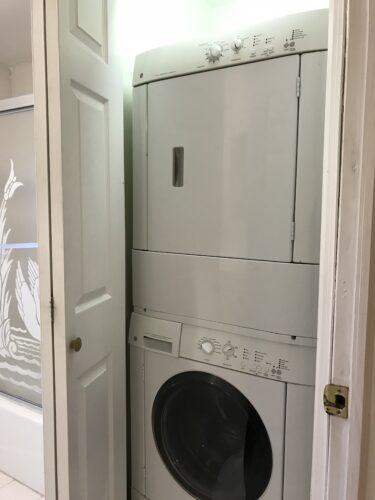 5 Arch Street SONO CT Laundry Closet