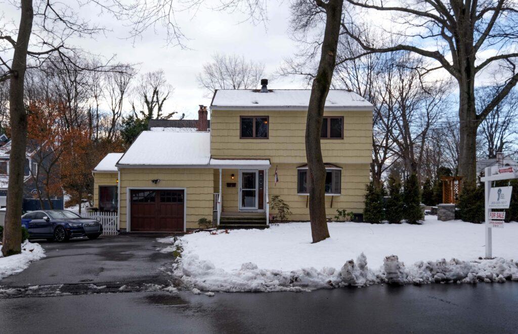 4 Birch Street Norwalk Home for Sale