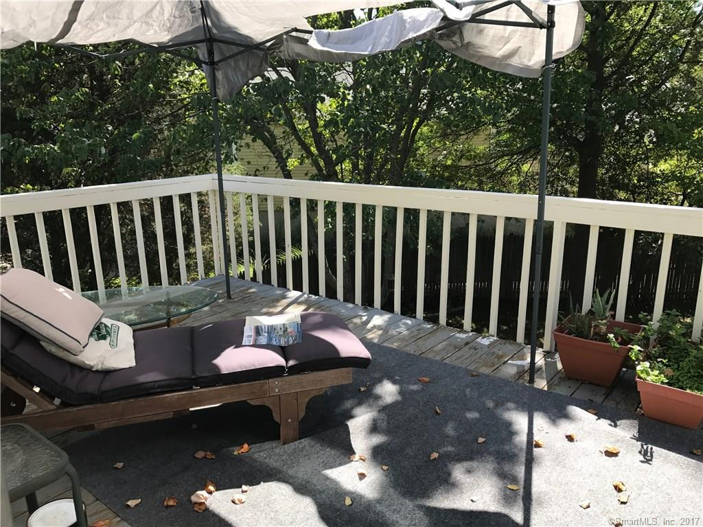 Private Deck 10 Channel Ave Norwalk CT for sale