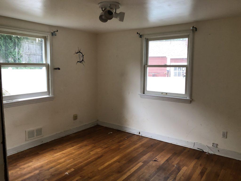BEFORE: Bedroom 2 of 3