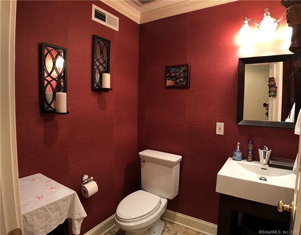 Main floor half bath 2 Duck Pond Road Norwalk CT 06855-2023
