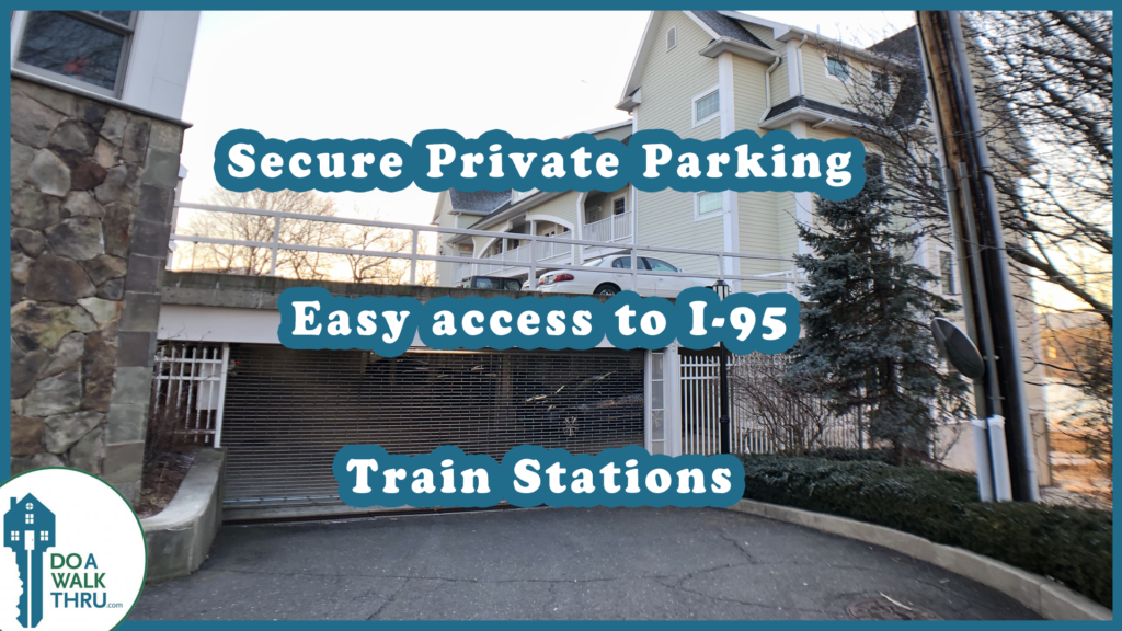 Secure Private Garage Parking Easy access to I-95 and Norwalk Train Station