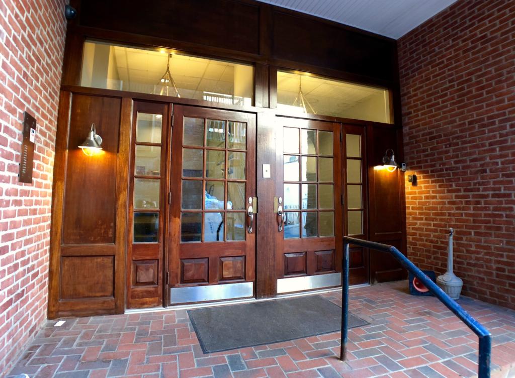 Building Entrance 83 Washington Street Norwalk, CT 06854