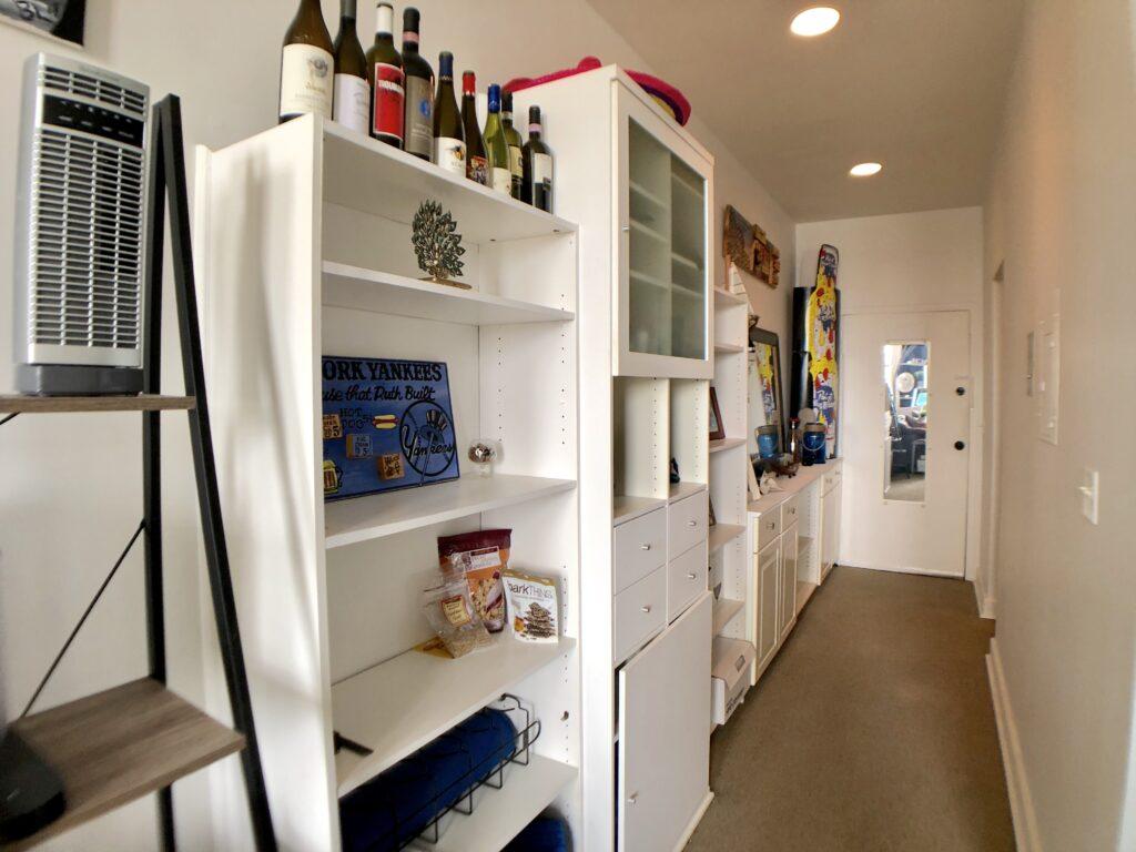 Entry hallway view Studio For Rent 94 Washington St Unit 17 South Norwalk CT